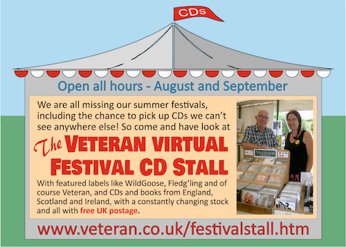 Veteran Virtual CD stall