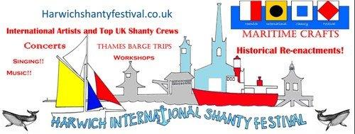 Harwich International Shanty Festival